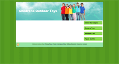Preview of childrensoutdoortoys.net